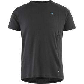 Klättermusen Vee - Camiseta manga corta Hombre - gris